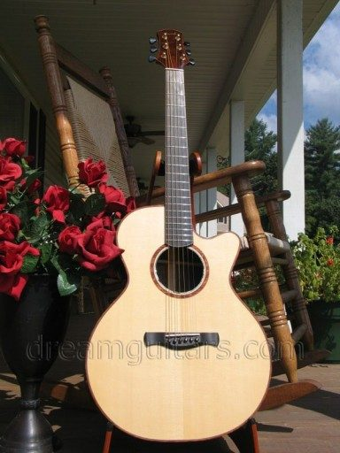 Baranik Guitars CX Acoustic Guitar