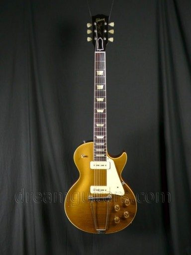 Gibson Guitars Les Paul Goldtop Electric Guitar