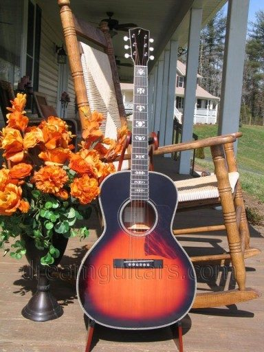 Flammang Guitars L-35 Majestic Acoustic Guitar