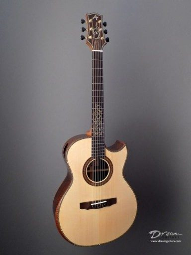Applegate Guitars Dream Series #6 Acoustic Guitar