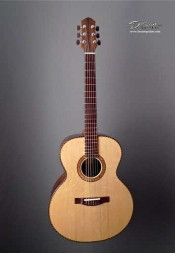 Moreira Guitars SJ Acoustic Guitar