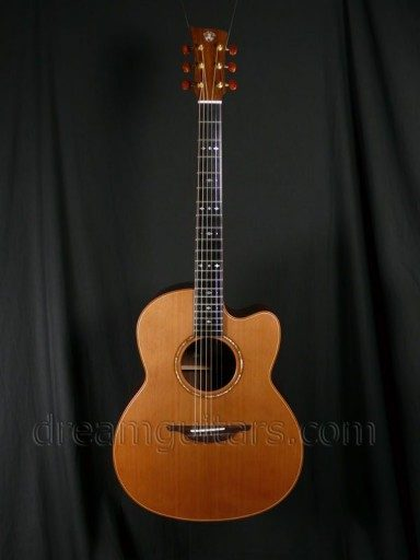 McIlroy Guitars A35CX Acoustic Guitar