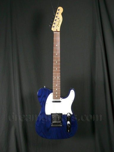 Fender Guitars Custom Classic Telecaster Electric Guitar