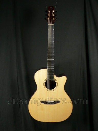 Albert & Mueller Guitars S-6 Acoustic Guitar