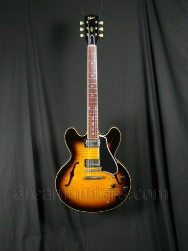 Gibson Guitars ES335 Historic Custom Shop 1959 Reissue Electric Guitar