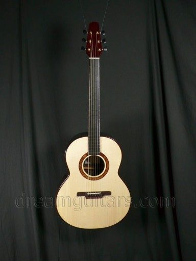 Simon Fay Guitars OM Acoustic Guitar
