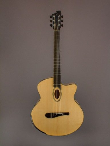 2004 Beardsell 4G #74 Quilted Maple/Adirondack