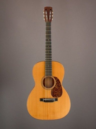 1999 Walker Style C Special 12-Fret, Mahogany/Aged Sitka