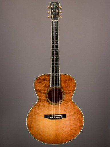 2004 Kim Walker SJ, A Deluxe, Maple/German Spruce