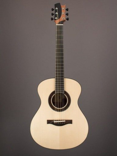 2017 Kostal OM, Figured Mahogany/German Spruce