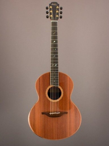 2016 Lowden S-50, Madagascar Rosewood/Sinker Redwood