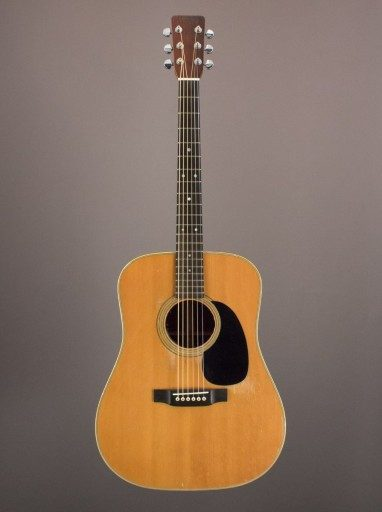 1969 Martin D-28 From Bob Dylan's Blood On The Tracks