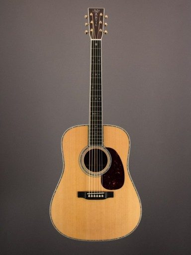 2015 Martin D-45E Retro, Indian Rosewood/Sitka Spruce