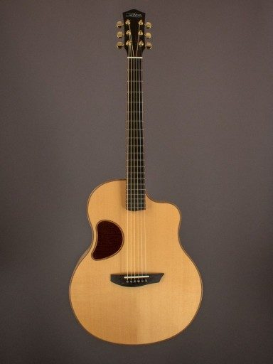 McPherson MG-3.5XP, Figured Maple/Engelmann Spruce