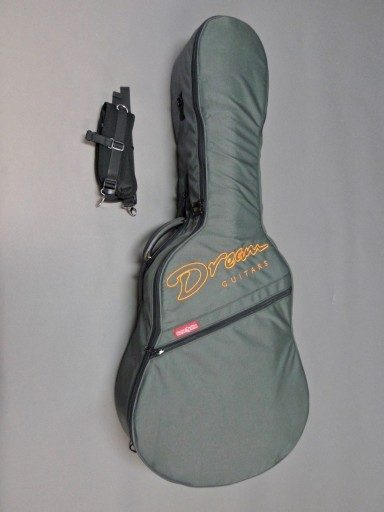 Caseadillo Case Cover - Charcoal - Sized for Calton Dreadnought