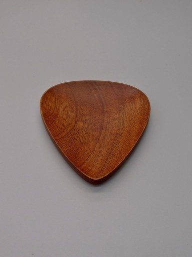 The Pick Dish by SolidGround Stands - Sapele