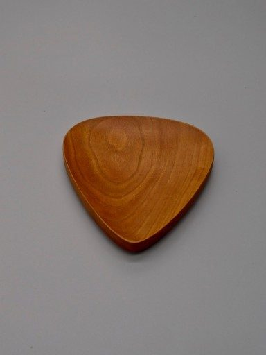 The Pick Dish by SolidGround Stands - Cherry