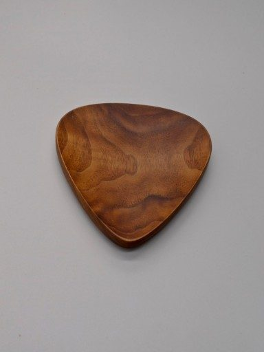 The Pick Dish by SolidGround Stands - Walnut
