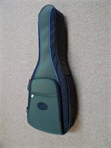 Reunion Blues RBC3 Continental Classical Guitar Case