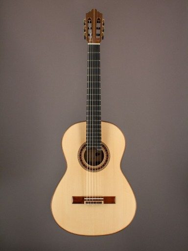 Brand New Porter Quantum Classical, Indian Rosewood/Carpathian Spruce