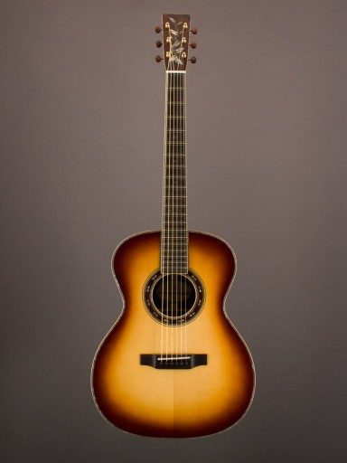 New Preston Thompson Masterpiece Series OM 45 Style, Shipwreck Brazilian Rosewood/Adirondack Spruce