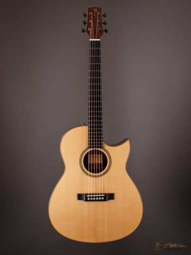 2013 Rein RJN-5C, Indian Rosewood/Lutz Spruce
