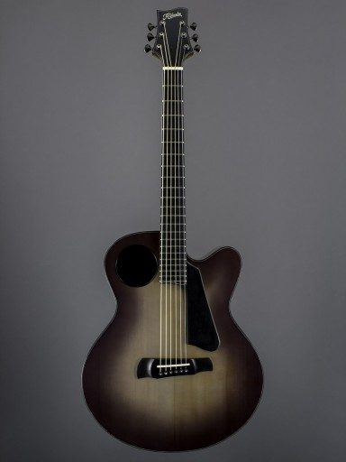New Ribbecke Master Series Halfling Dreadnought, Honduran Walnut/Western Red Cedar