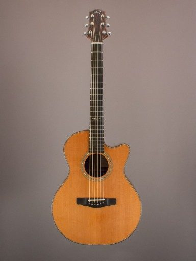 2001 Ryan Mission Grand Concert, Indian Rosewood/Cedar