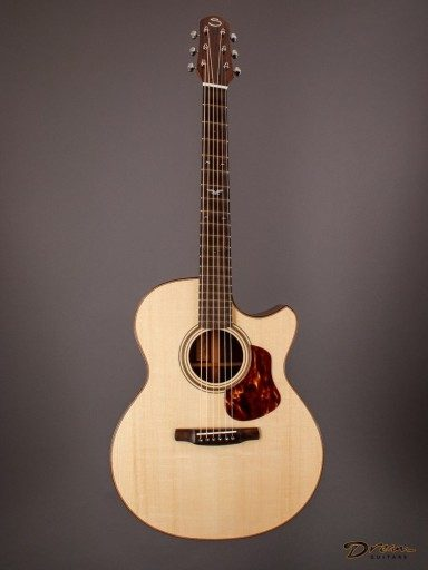 "Brand New Sexauer FT-16-C ""Penngrove,"" Panama Rosewood/Adirondack Spruce"