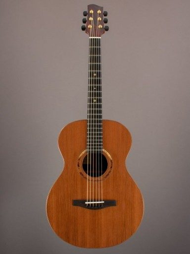 2017 Sifel Creek 000-12 Fret Cocobolo/Tunnel 13 Redwood
