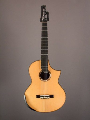 2008 Southwell A Series Special Edition, Brazilian Rosewood/German Spruce