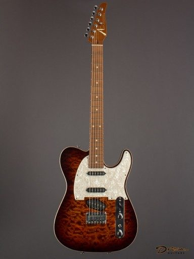 2016 Tom Anderson Drop Top Classic, Alder/Quilted Maple