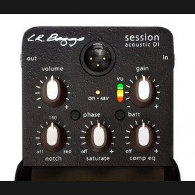 L.R. Baggs Session DI
