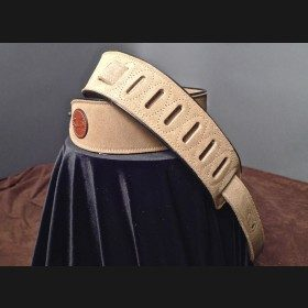 Levy's Suede Guitar Strap (Sand)
