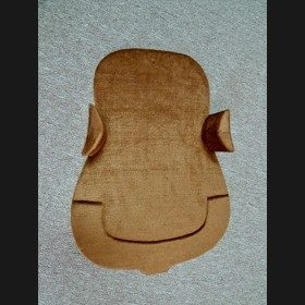 Karura - Insert for Karura Dreadnought Case with Brown Interior to Convert to OM/000 Size Case