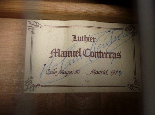 Luthier&#39