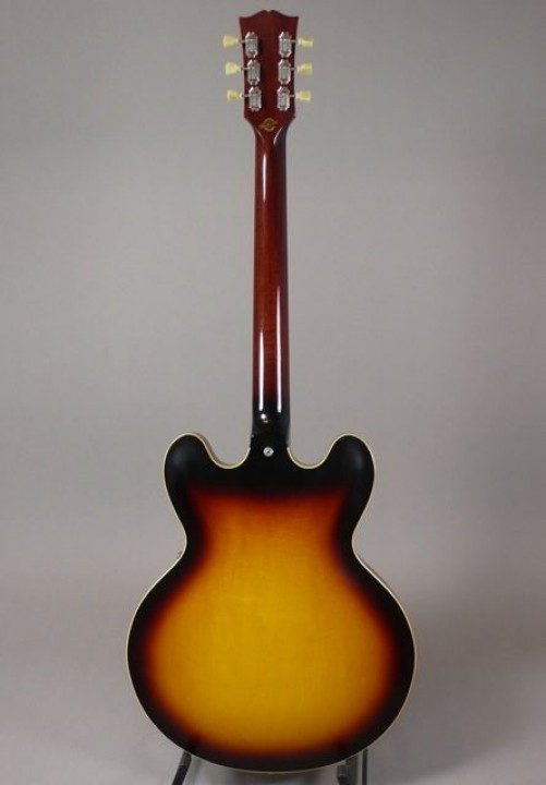 Sunburst Back with Satin Sheen