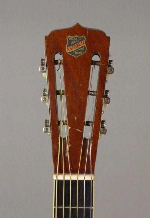 National Reso-Phonic Style 1 Tricone Acoustic Guitar