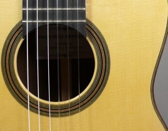 Hernandez Guitarras Small Bodied Classical Classical Guitar
