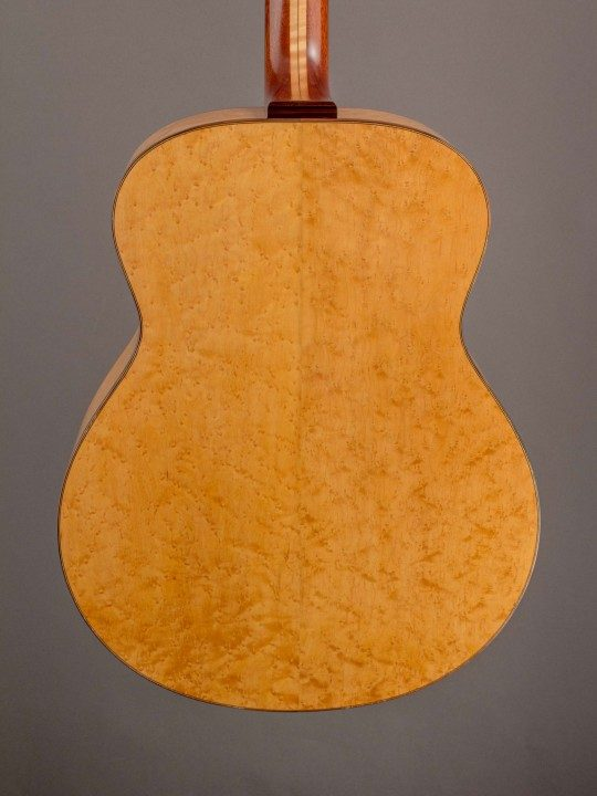 Birdseye Maple Back and Sides