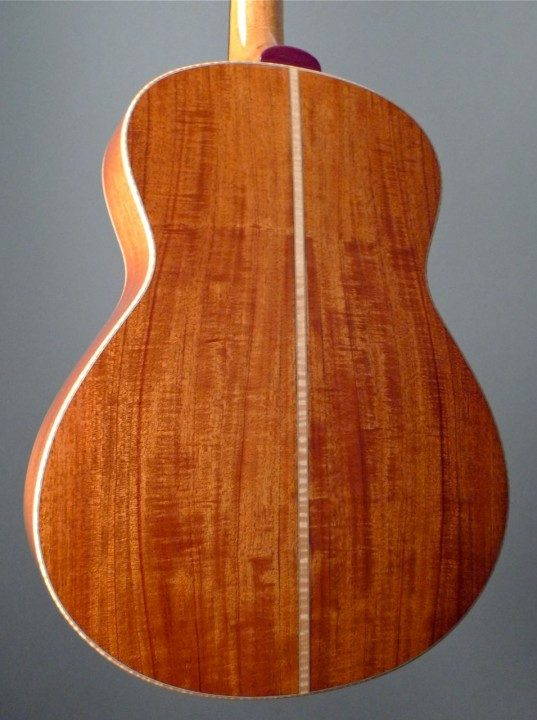 Sinker Honduras Mahogany Back and Sides