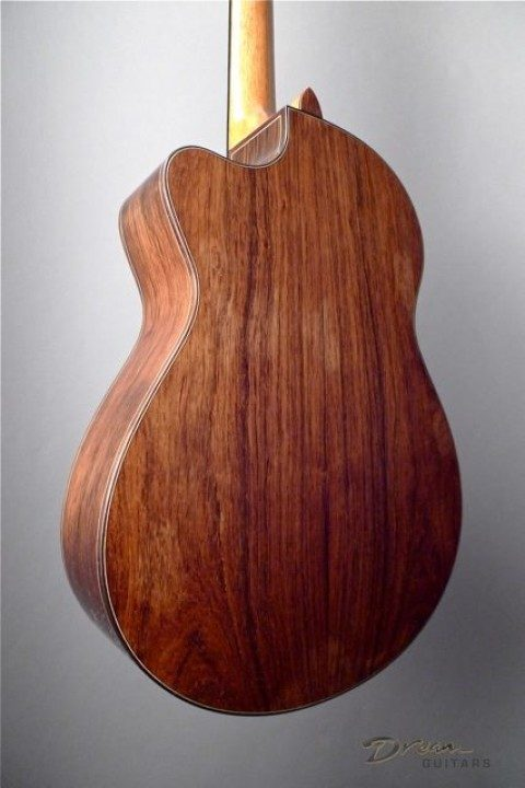 Rosewood Back and Sides