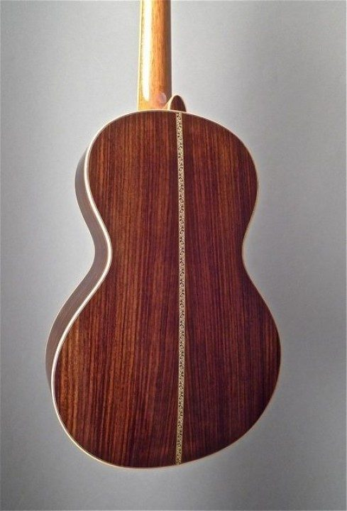 East Indian Rosewood Back and Sides
