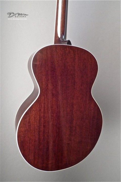 African Mahogany Back and Sides