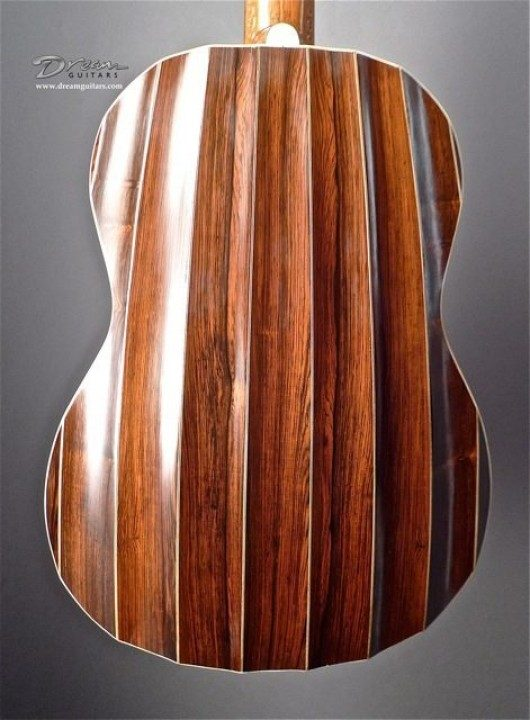 Brazilian Rosewood Back and Sides