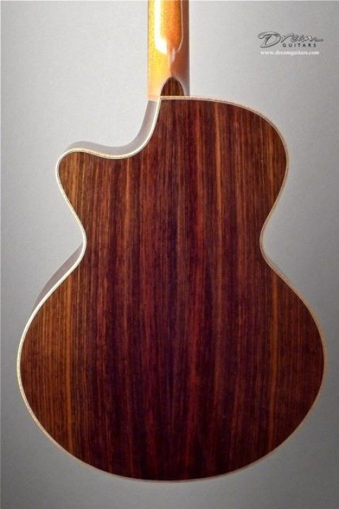 Indian Rosewood Back and Sides