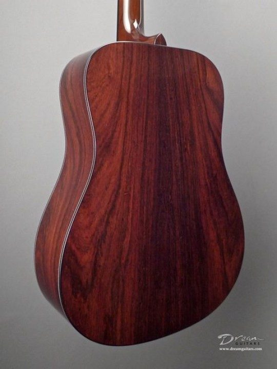 Amazon Rosewood Back and Sides
