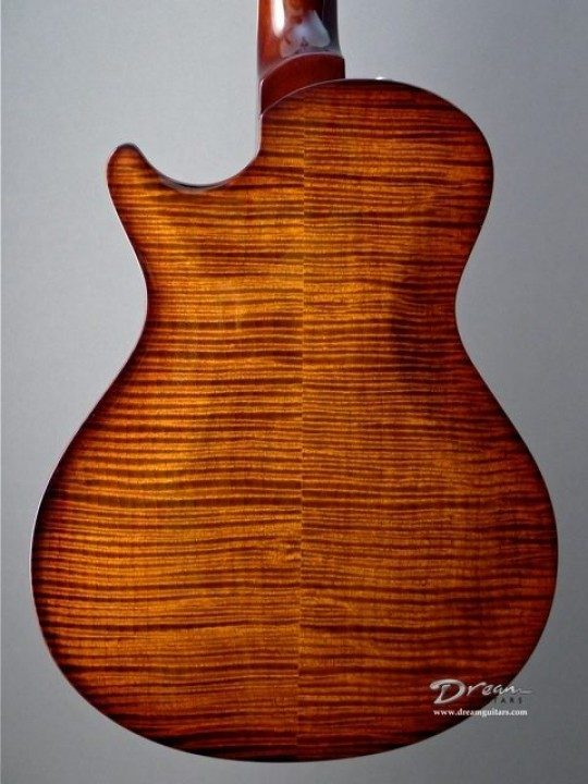 Maple Back and Sides
