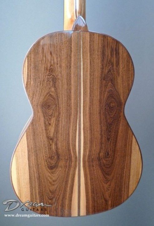 Bolivian Rosewood Back and Sides