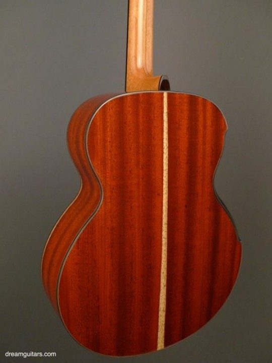 Rare Andaman Padauk Back and Sides